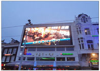 12bit 68 Billion Electronic Outdoor SMD Led Display High Resolution Static State P16 DIP 1R1G1B