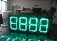 Outdoor / Indoor 12 inch led lights for gas stations , led price signs energy saving